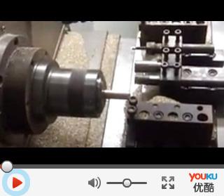 车铣复合机床加工视频